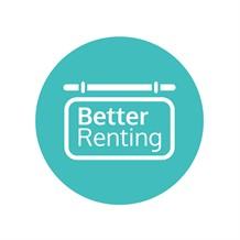 Better renting logo