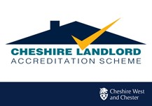 Cheshire landlord logo