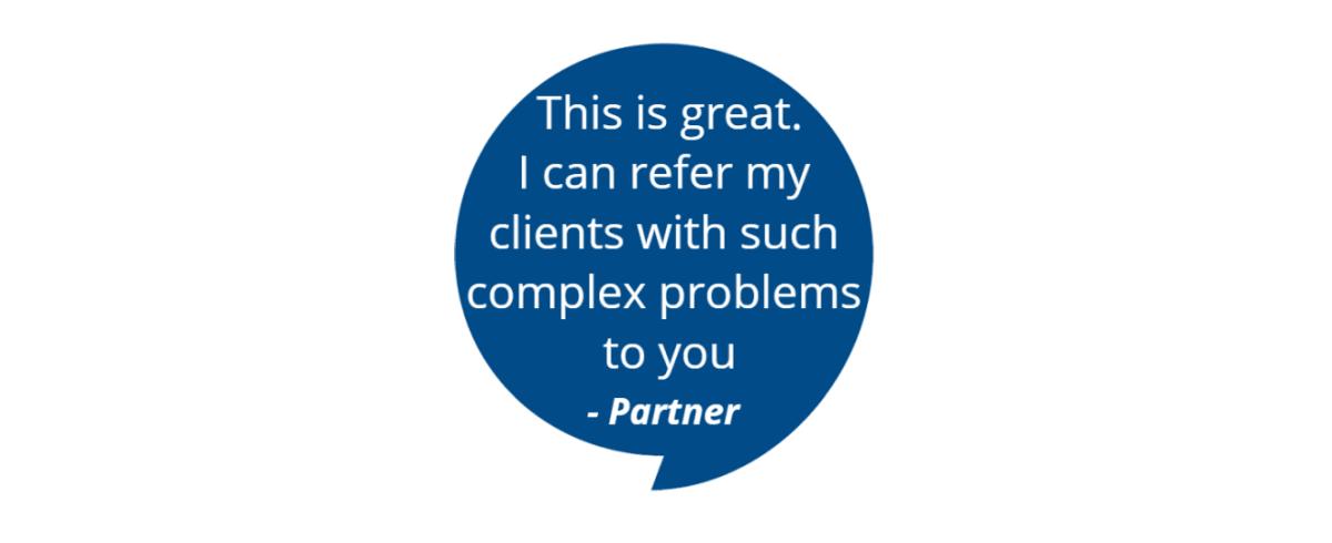 Information for partner organisations