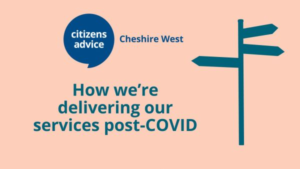 How we're delivering our services post Covid